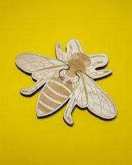 Puzzle pszczola6